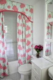 Fancy Shower Curtain Ideas 13