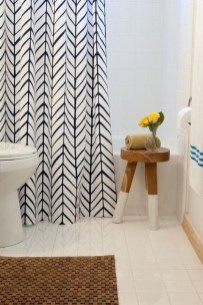 Fancy Shower Curtain Ideas 23