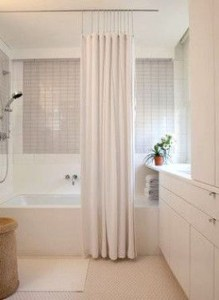 Fancy Shower Curtain Ideas 28