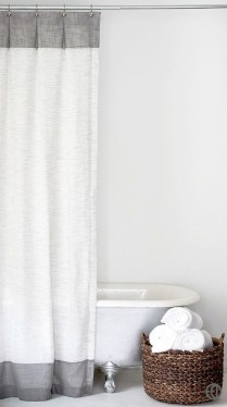 Fancy Shower Curtain Ideas 33