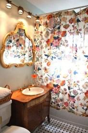 Fancy Shower Curtain Ideas 37