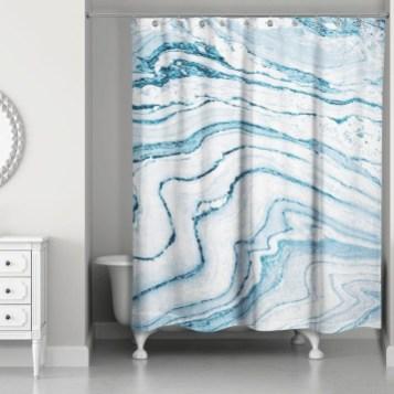 Fancy Shower Curtain Ideas 45