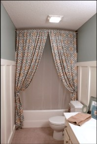 Fancy Shower Curtain Ideas 47