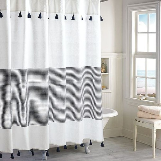 Fancy Shower Curtain Ideas 51