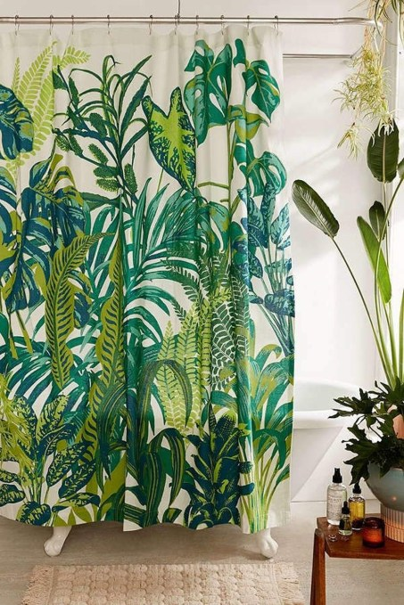 Fancy Shower Curtain Ideas 52