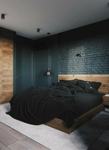Fantastic Industrial Bedroom Design Ideas 01