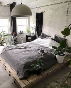 Fantastic Industrial Bedroom Design Ideas 03