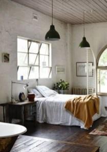 Fantastic Industrial Bedroom Design Ideas 11