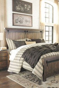 Fantastic Industrial Bedroom Design Ideas 19