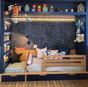 Fantastic Industrial Bedroom Design Ideas 30