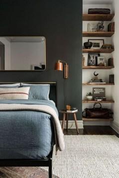 Fantastic Industrial Bedroom Design Ideas 33