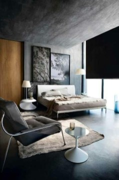 Fantastic Industrial Bedroom Design Ideas 34