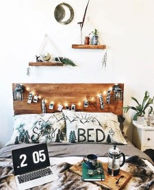 Fantastic Industrial Bedroom Design Ideas 39