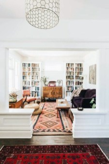 Fascinating Colorful Rug Designs Ideas For Living Room 12