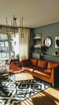 Fascinating Colorful Rug Designs Ideas For Living Room 21