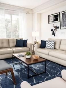 Fascinating Colorful Rug Designs Ideas For Living Room 42