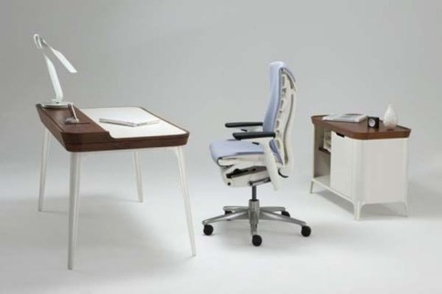 Gorgeous Industrial Table Design Ideas For Home Office 20