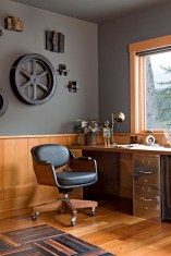 Gorgeous Industrial Table Design Ideas For Home Office 41