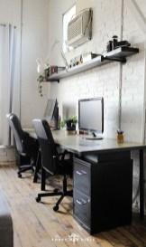 Magnificient Industrial Office Design Ideas 11
