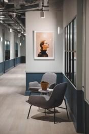 Magnificient Industrial Office Design Ideas 16