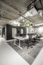Magnificient Industrial Office Design Ideas 37