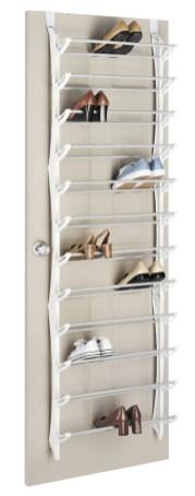 Minimalist Tiny Apartment Shoe Storage Design Ideas 30