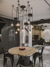 Perfect Industrial Style Loft Designs Ideas For Living Room 04