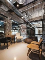 Perfect Industrial Style Loft Designs Ideas For Living Room 17