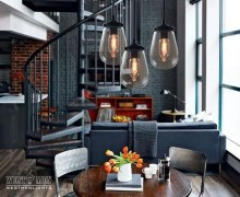 Perfect Industrial Style Loft Designs Ideas For Living Room 20