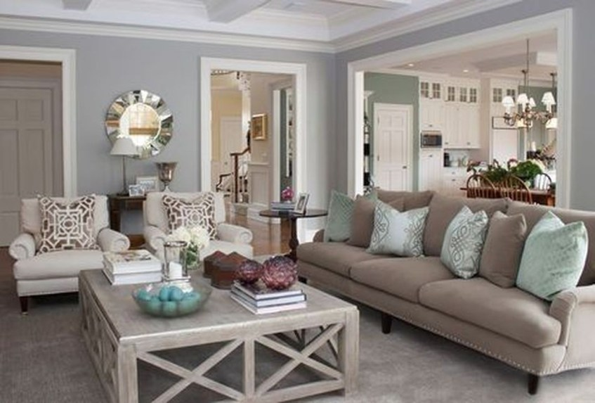 Shabby Chic Decoration Ideas For Living Room 01