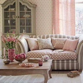 Shabby Chic Decoration Ideas For Living Room 03