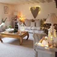 Shabby Chic Decoration Ideas For Living Room 07