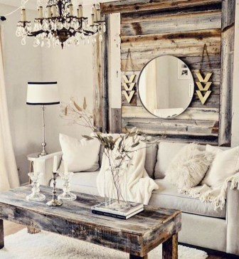 Shabby Chic Decoration Ideas For Living Room 25
