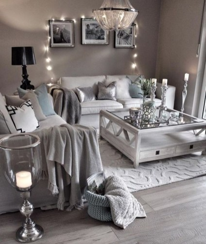 Shabby Chic Decoration Ideas For Living Room 36