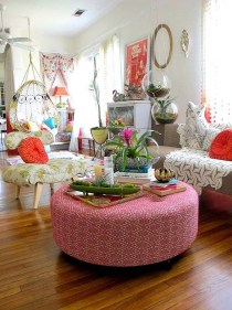 Shabby Chic Decoration Ideas For Living Room 41
