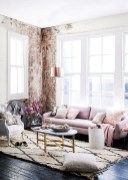 Shabby Chic Decoration Ideas For Living Room 43