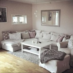 Shabby Chic Decoration Ideas For Living Room 50