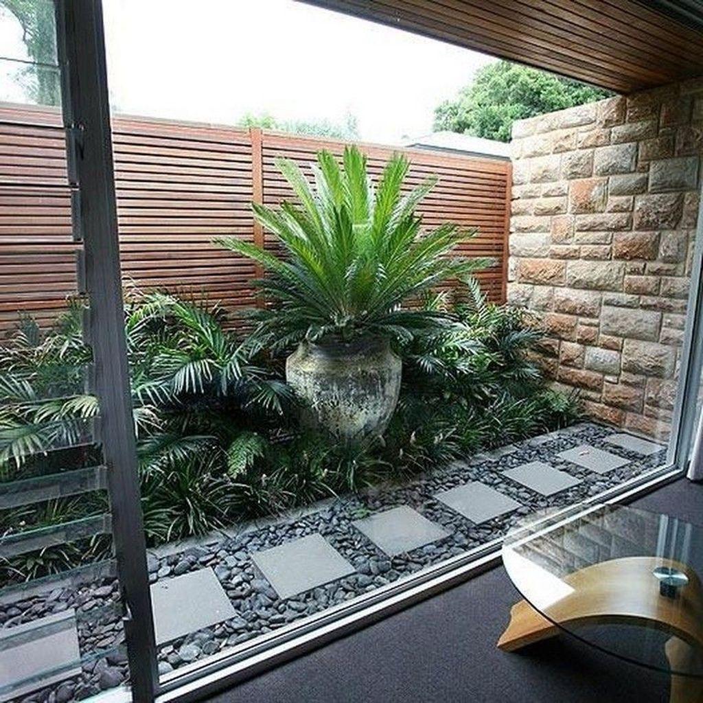 Stunning Small Patio Garden Decorating Ideas 01