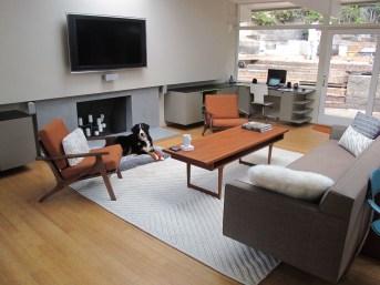 Unique Mid Century Living Room Ideas With Furniture 09