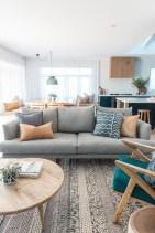 Unique Mid Century Living Room Ideas With Furniture 12