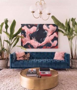 Unique Mid Century Living Room Ideas With Furniture 14