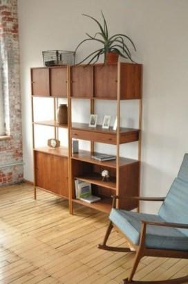 Unique Mid Century Living Room Ideas With Furniture 23