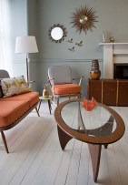 Unique Mid Century Living Room Ideas With Furniture 25