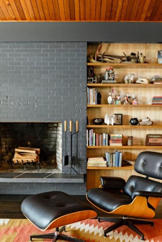 Unique Mid Century Living Room Ideas With Furniture 54