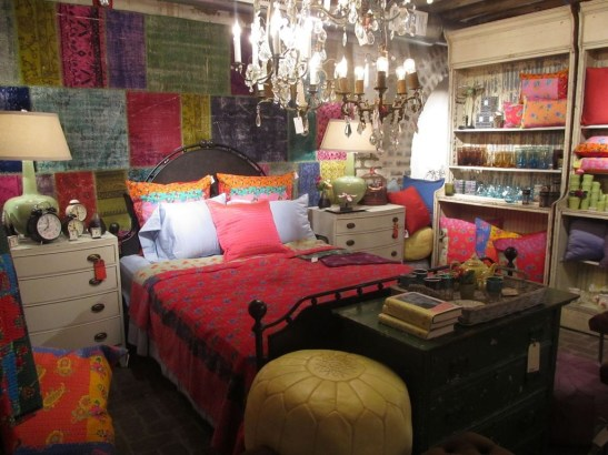 Wonderful Bohemian Design Decorating Ideas For Bedroom 38