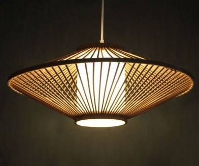 Adorable Hanging Lamp Designs Ideas From Rattan 01