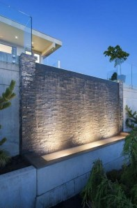Amazing Wall Outdoor Design Ideas 39