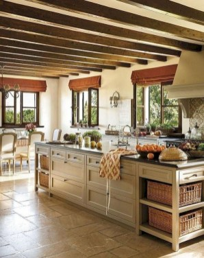 Awesome French Country Design Ideas For Kitchen 12