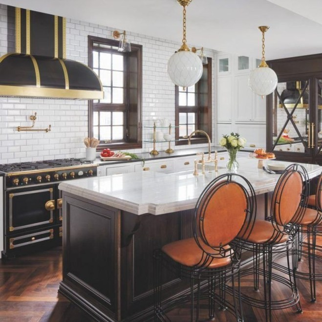 Awesome French Country Design Ideas For Kitchen 21