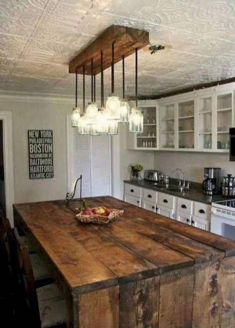 Awesome French Country Design Ideas For Kitchen 22